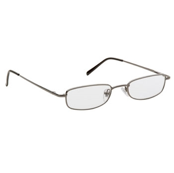 Hilco Readers VR106 Gunmetal Half-Eye Reader Readers